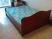 Продам двухспольную кровать