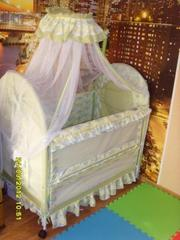 Детскую кроватку хабаровск бу
