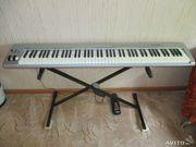 Продам midi-клавиатуру M-Audio Keystation 88es