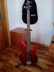 Бас-гитара Yamaxa trbx 174 RED