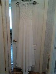 Свадебное платье,  р. 40-42