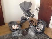 Stokke Xplory Стандартный одноместный сиденье прогулочной коляски