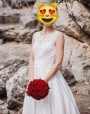 Продам свадебное платье хабаровск